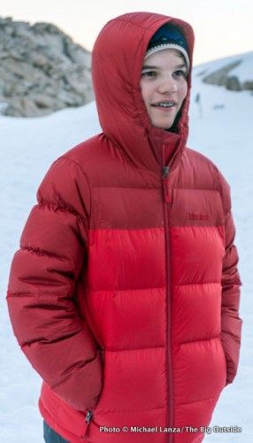 71904d0f9 Review: Marmot Boy's and Girl's Guides Down Hoody | The Big Outside