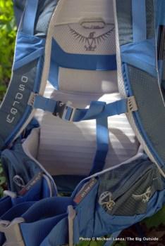 Osprey Ace 50 harness.