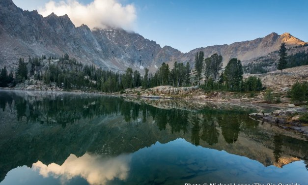 Photo Gallery: A Father-Son Backpacking Trip in Idaho's White Cloud Mountains