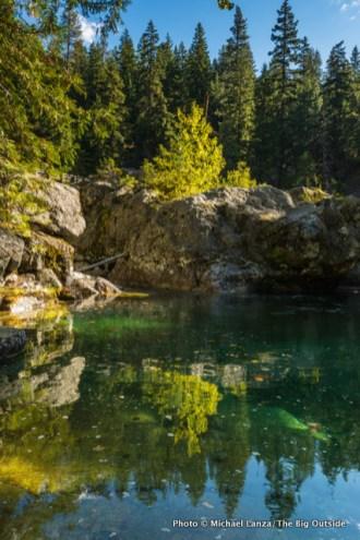 Bridge Creek, North Cascades.
