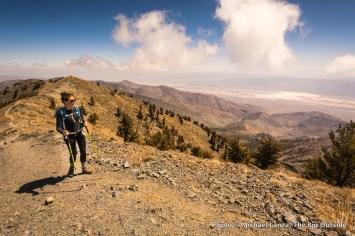 Summit of Telescope Peak.