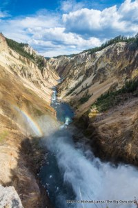 Grand Canyon of the Yellowstone River.