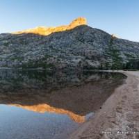 Benson Lake, Yosemite.