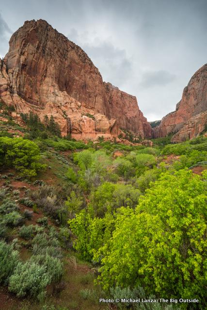 Kolob Canyons, Zion.