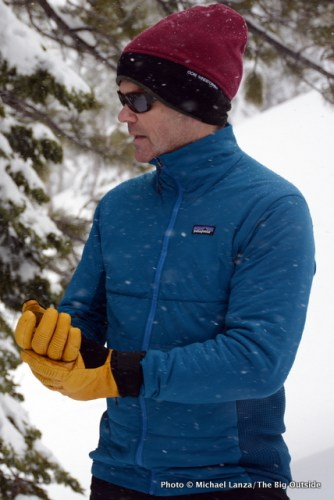Patagonia Nano-Air Light Hybrid Jacket.