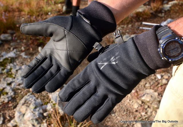 Seirus Soundtouch Xtreme All Weather Gloves.