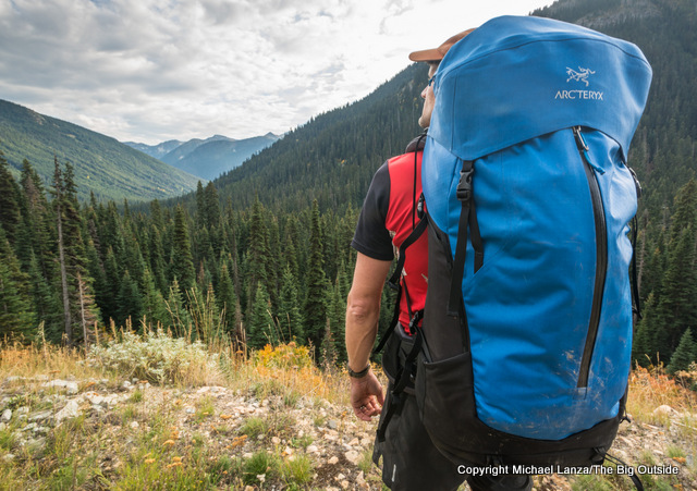 Gear Review: Arc'teryx Bora AR Backpacks