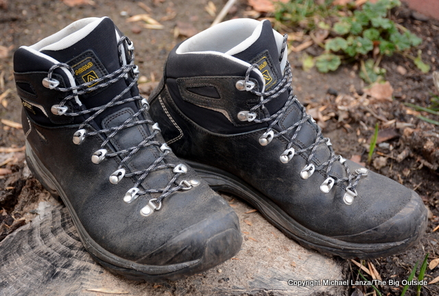Gear Review: Asolo Thyrus Gv Boots