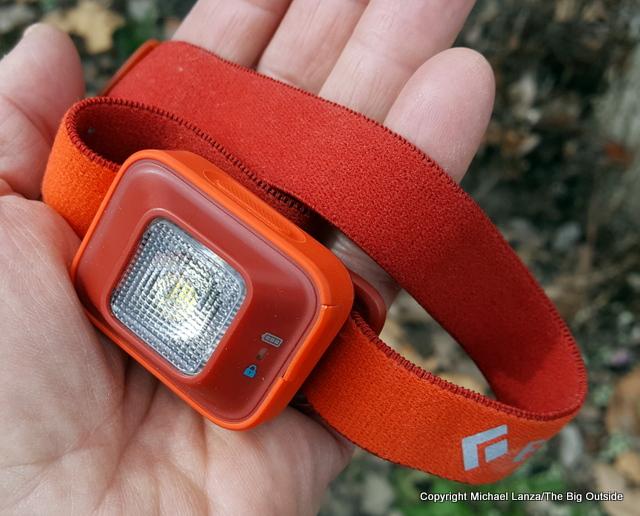 Gear Review Black Diamond Iota Headlamp The Big Outside