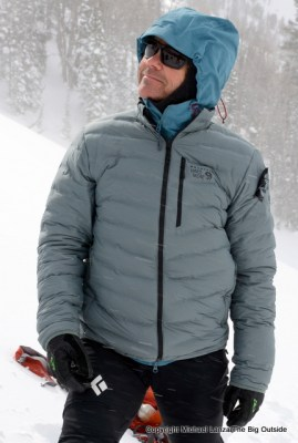 Mountain Hardwear StretchDown Jacket.