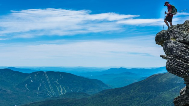 The Best Kind of Insanity: Long Dayhikes in the White Mountains
