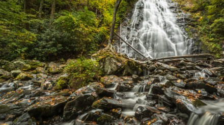 Photo Gallery: Waterfalls of the North Carolina Mountains