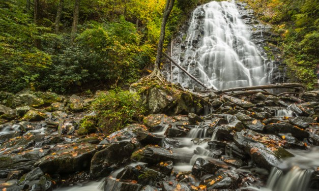Photo Gallery: Waterfalls of the North Carolina Mountains