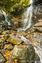 Soco Falls, off US 19, North Carolina.
