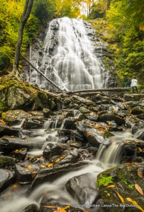 Crabtree Falls, Pisgah National Forest, N.C.
