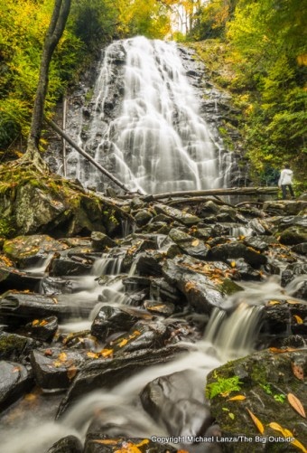 Crabtree Falls, Pisgah National Forest, N.C.