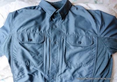 Kuhl Airspeed SS shirt.