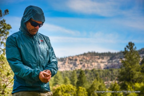 Outdoor Research Helium Hybrid Hooded Jacket 2