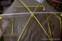 Marmot Tungsten 2P UL poles.