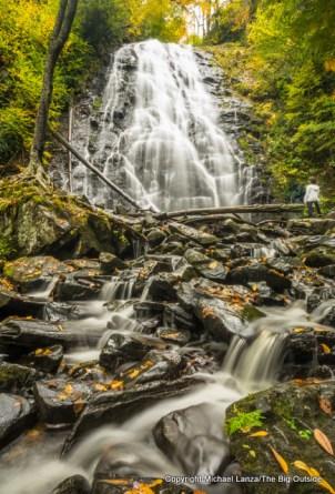 Crabtree Falls, Pisgah National Forest.