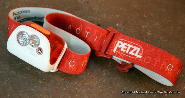 Gear Review: Petzl Actik Core Headlamp