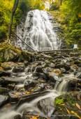 Crabtree Falls, Blue Ridge Parkway, N.C.