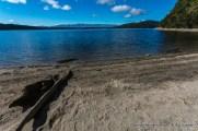Lake Manapouri, along the Kepler Track, Fiordland National Park.