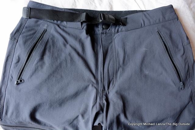 Westcomb Recon Cargo Pant front.