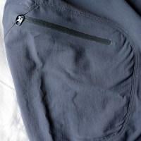 Westcomb Recon Cargo Pant thigh pocket.