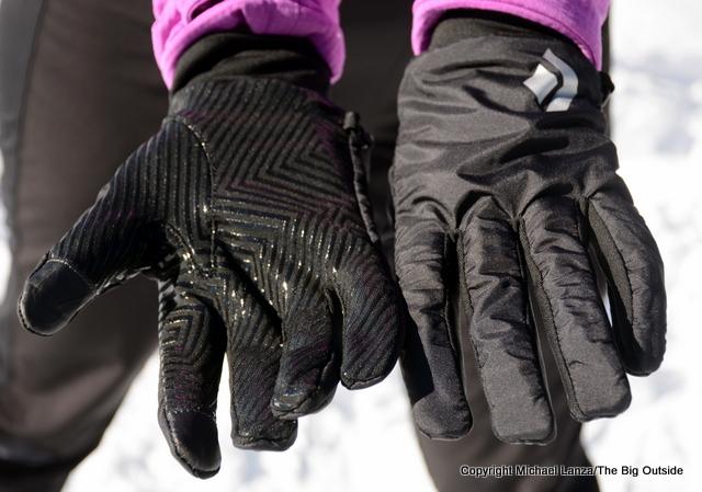 Black Diamond Womens Wind Weight Glove Liners Black Diamond Equipment LTD
