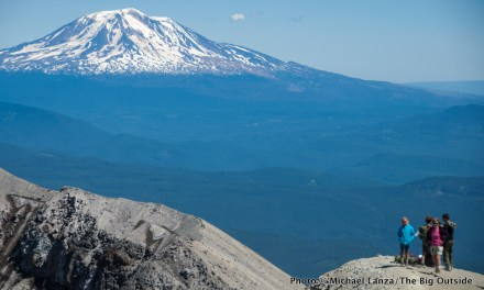 The View From One of America's Best Hikes: Mount St. Helens