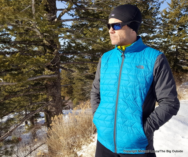 The North Face ThermoBall Active Jacket.