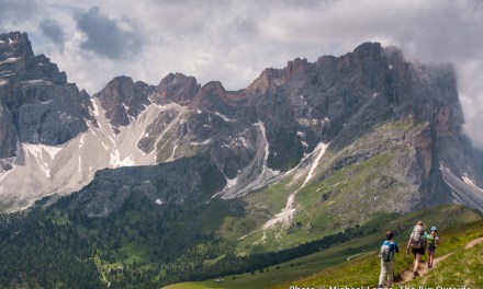 Hike the World's Most Beautiful Trail: The Alta Via 2 in the Dolomites