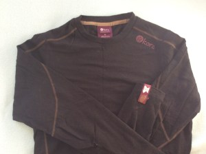 Kora Shola 230 Crew Base Layer