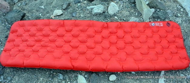 Gear Review: Big Agnes Insulated AXL Air Mattress
