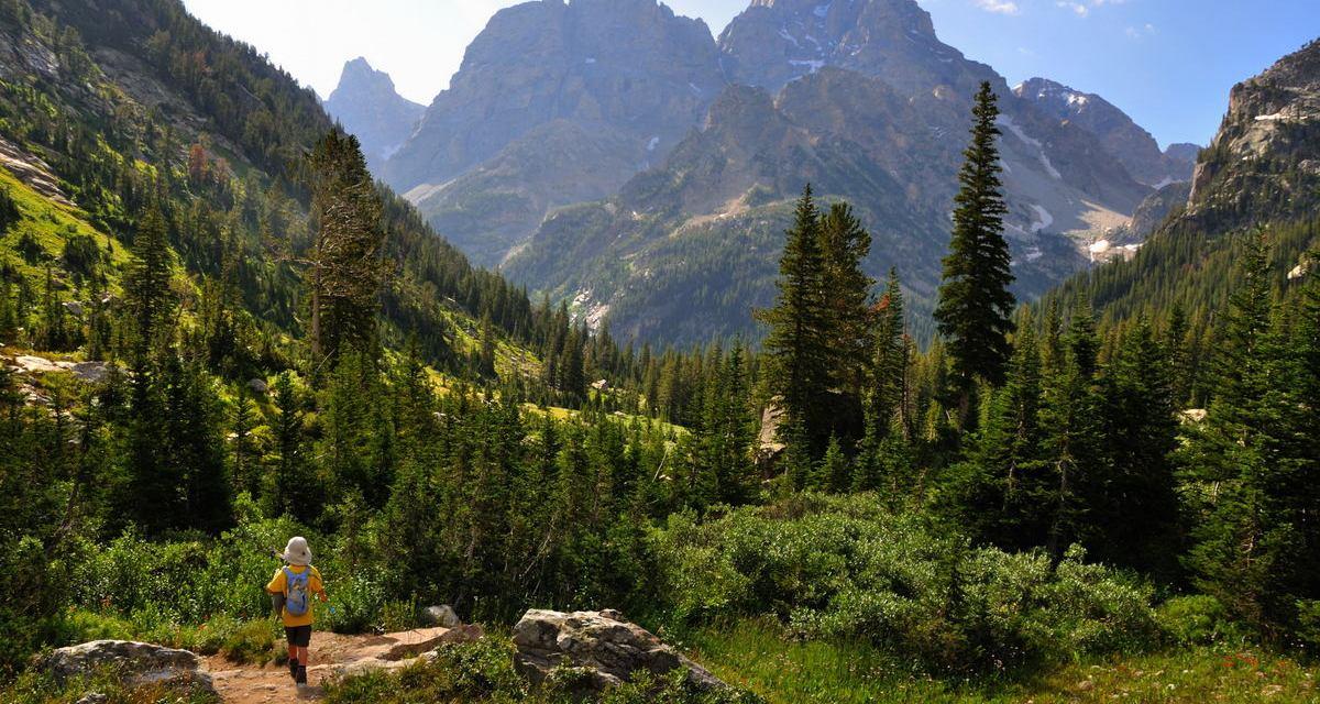 The Best Beginner Backpacking Trip in Grand Teton National Park