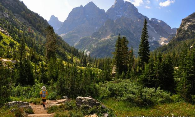 The Best Beginner Backpacking Trip in Grand Teton National Park