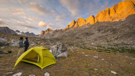 The First 5 Things I Do in Camp When Backpacking