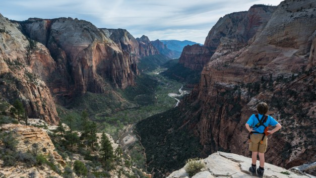 Photo Gallery: Hiking and Backpacking Utah's National Parks