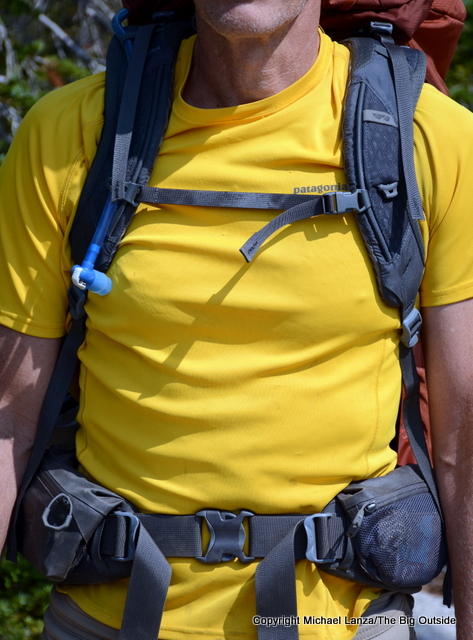 Gregory Baltoro 65 harness.