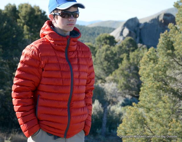 deb7f426d Review: Sierra Designs Whitney DriDown Hoodie and Sierra DriDown ...