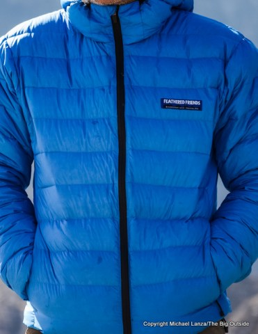 ef944f2d82e Review: Feathered Friends Eos Down Jacket | The Big Outside