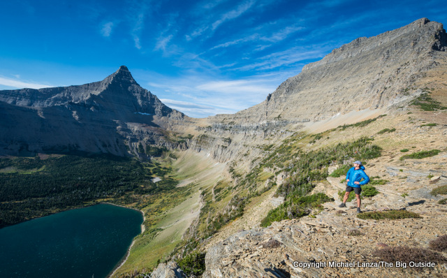 Pitamakan Pass, Glacier National Park