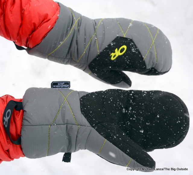 Outdoor Reseach Phosphor Mitts
