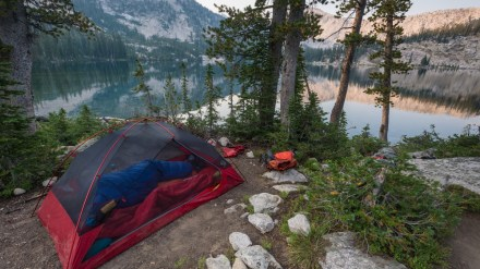 Gear Review: MSR Zoic 2 Backpacking Tent