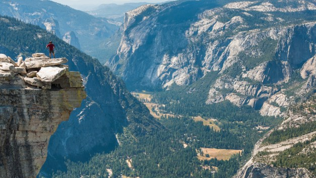 Where to Backpack First Time in Yosemite