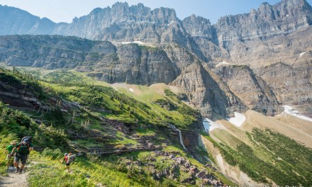 Wildness All Around You: Backpacking the CDT Through Glacier