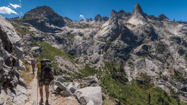 The 10 Best National Park Backpacking Trips