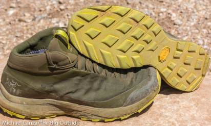 Gear Review: Arc'teryx Aerios FL Mid GTX Hiking Shoes