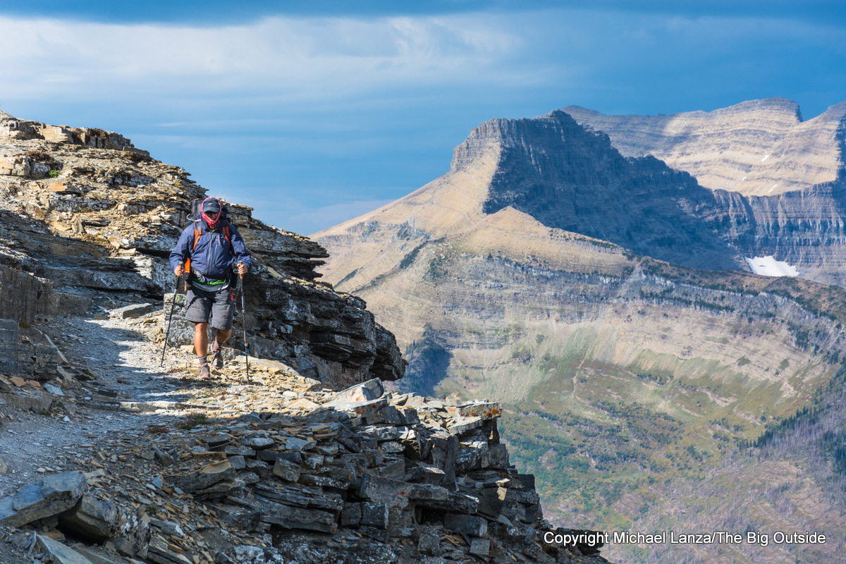 The 6 Best Long Hikes In Glacier National Park The Big Outside